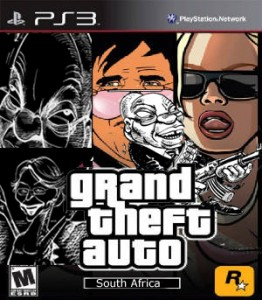 GTA meets ZA in the imaginations of SA's young suburbanites